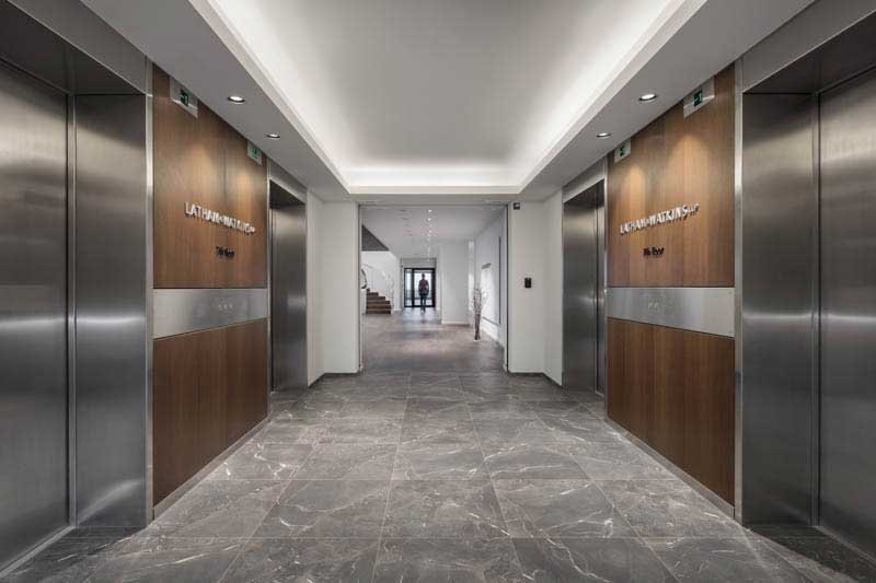 ... New Office Design For An Internationally Active Law Firm In Hamburg ...