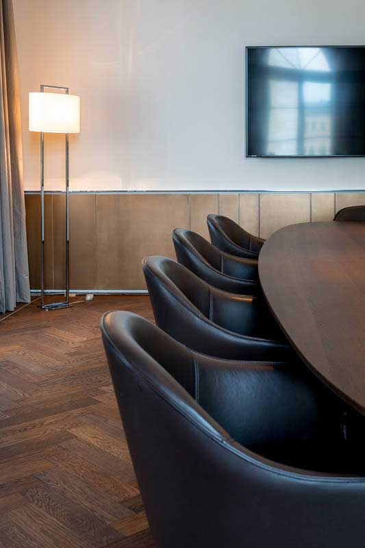 ... Interior Design Für Die Neue Siemens Konzernzentrale ...