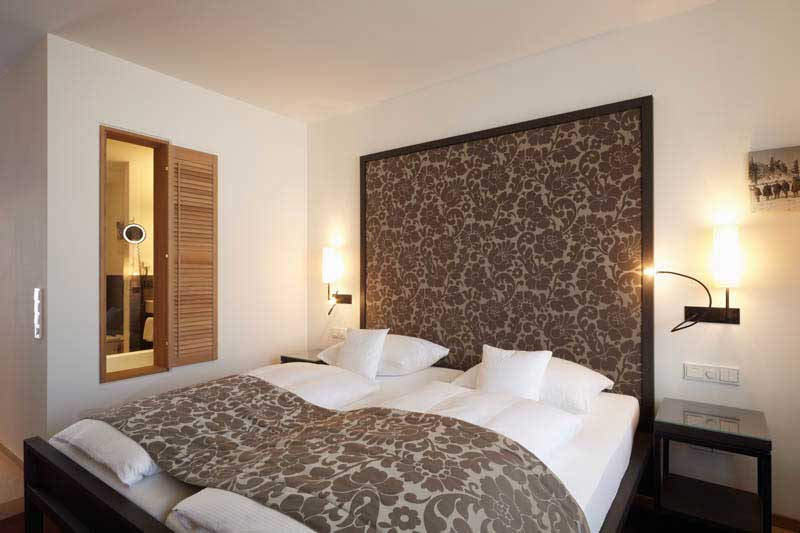343 hotel das tegernsee landau kindelbacher for Designhotel tegernsee