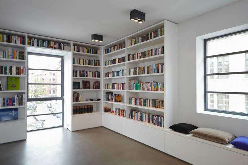 loft in m nchen landau kindelbacher. Black Bedroom Furniture Sets. Home Design Ideas