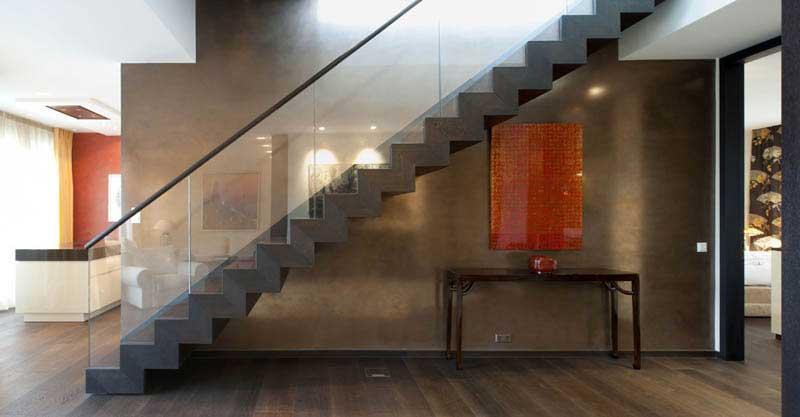 penthouse in m nchen 2 landau kindelbacher. Black Bedroom Furniture Sets. Home Design Ideas