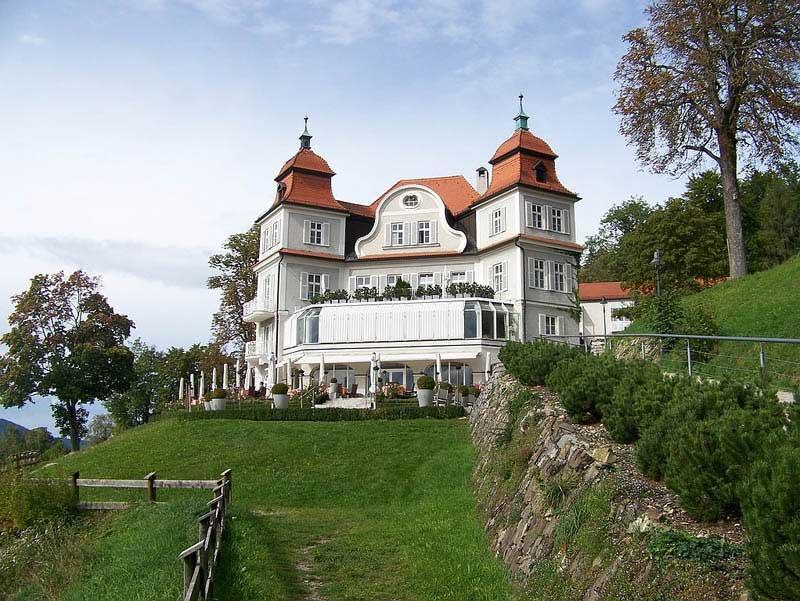 343 Hotel Das Tegernsee - Landau-Kindelbacher