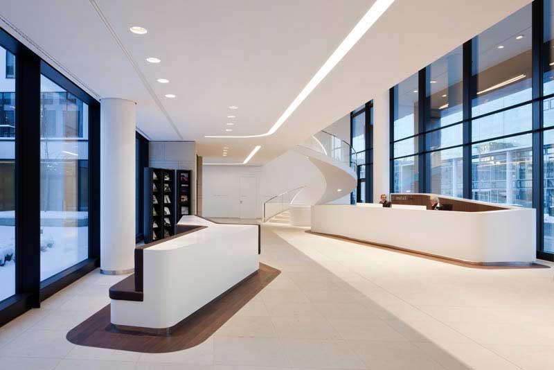 Captivating ... New Office Design Für Das ICADE Premier Haus ...