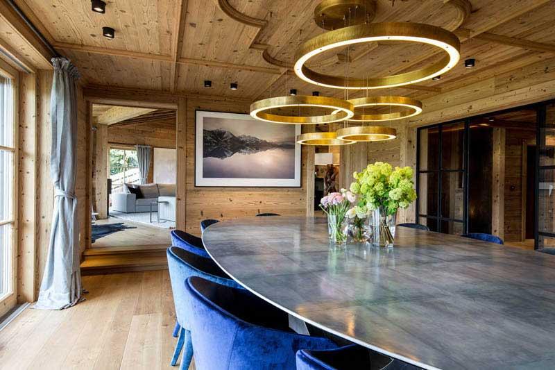 Awesome interieur de chalet ideas for Interieur chalet