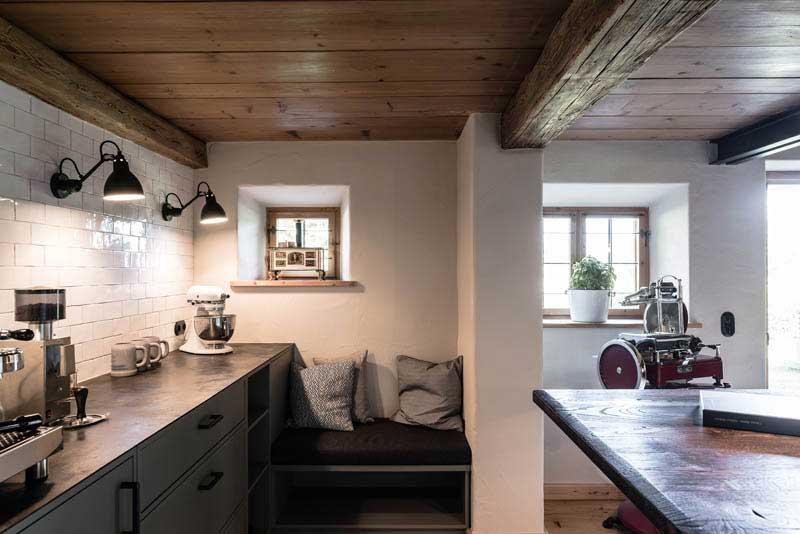 wohnhaus am tegernsee - landau-kindelbacher